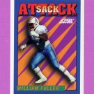 1992 Score Football #531 William Fuller SA - Houston Oilers