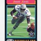 1992 Score Football #434 Jimmie Jones - Dallas Cowboys