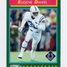 1992 Score Football #251 Eugene Daniel - Indianapolis Colts