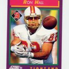 1992 Score Football #218 Ron Hall - Tampa Bay Buccaneers