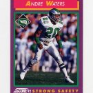 1992 Score Football #150 Andre Waters - Philadelphia Eagles