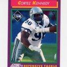 1992 Score Football #131 Cortez Kennedy - Seattle Seahawks