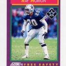 1992 Score Football #113 Ray Horton - Dallas Cowboys