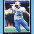 1993 Pinnacle Football #316 Ray Childress - Houston Oilers