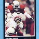 1993 Pinnacle Football #267 Tim McDonald - San Francisco 49ers