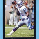 1993 Pinnacle Football #212 Bennie Blades - Detroit Lions