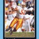 1993 Pinnacle Football #210 Broderick Thomas - Tampa Bay Buccaneers