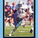 1993 Pinnacle Football #188 Bryan Cox - Miami Dolphins
