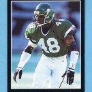 1993 Pinnacle Football #180 Brian Washington - New York Jets