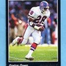 1993 Pinnacle Football #170 Gaston Green - Los Angeles Raiders