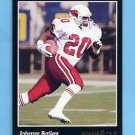 1993 Pinnacle Football #115 Johnny Bailey - Phoenix Cardinals
