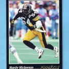 1993 Pinnacle Football #089 Hardy Nickerson - Tampa Bay Buccaneers