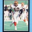 1993 Pinnacle Football #065 James Francis - Cincinnati Bengals