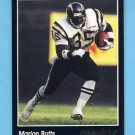 1993 Pinnacle Football #060 Marion Butts - San Diego Chargers NM-M