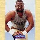 1991 Pro Line Portraits Football #293 Rickey Jackson - New Orleans Saints