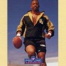 1991 Pro Line Portraits Football #292 Dalton Hilliard - New Orleans Saints