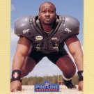 1991 Pro Line Portraits Football #276 Chris Hinton - Atlanta Falcons NM-M