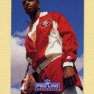 1991 Pro Line Portraits Football #254 Mike Sherrard - San Francisco 49ers