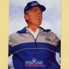 1991 Pro Line Portraits Football #249 Chuck Knox CO - Seattle Seahawks