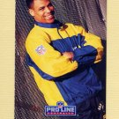 1991 Pro Line Portraits Football #200 Anthony Miller - San Diego Chargers