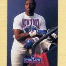 1991 Pro Line Portraits Football #116 Ottis Anderson - New York Giants