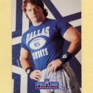 1991 Pro Line Portraits Football #093 Danny Noonan - Dallas Cowboys