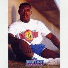 1991 Pro Line Portraits Football #065 Mel Gray - Detroit Lions