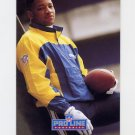 1991 Pro Line Portraits Football #023 Martin Bayless - San Diego Chargers