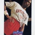 1991 Pro Line Portraits Football #012 Albert Lewis - Kansas City Chiefs