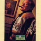 1992 Pro Line Portraits Football #436 Sonny Jurgensen RET - Washington Redskins
