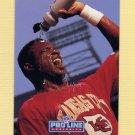 1992 Pro Line Portraits Football #419 Dale Carter RC - Kansas City Chiefs