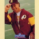 1992 Pro Line Portraits Football #348 Cary Conklin - Washington Redskins