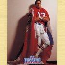 1992 Pro Line Portraits Football #346 Tommy Hodson - New England Patriots