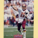 1992 Pro Line Profiles Football #439 Mark Rypien - Washington Redskins