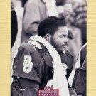 1992 Pro Line Profiles Football #398 Mike Singletary - Chicago Bears