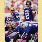 1992 Pro Line Profiles Football #341 Chris Miller - Atlanta Falcons