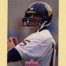 1992 Pro Line Profiles Football #272 Jeff Hostetler - New York Giants
