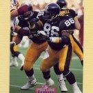 1992 Pro Line Profiles Football #259 Eric Green - Pittsburgh Steelers