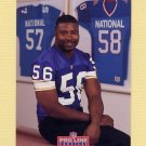 1992 Pro Line Profiles Football #225 Chris Doleman - Minnesota Vikings