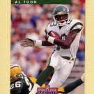 1992 Pro Line Profiles Football #145 Al Toon - New York Jets