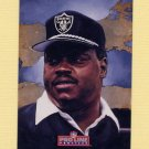 1992 Pro Line Profiles Football #113 Art Shell CO - Los Angeles Raiders
