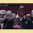 1992 Pro Line Profiles Football #109 Art Shell CO - Los Angeles Raiders