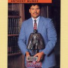 1992 Pro Line Profiles Football #082 Anthony Munoz - Cincinnati Bengals