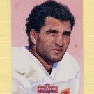 1992 Pro Line Profiles Football #059 Vinny Testaverde - Tampa Bay Buccaneers