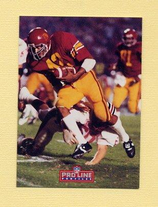 1992 Pro Line Profiles Football #003 Ronnie Lott - Los Angeles Raiders