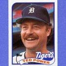 1989 Topps Baseball #777 Ted Power - Detroit Tigers