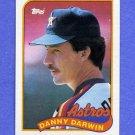 1989 Topps Baseball #719 Danny Darwin - Houston Astros NM-M