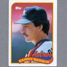 1989 Topps Baseball #719 Danny Darwin - Houston Astros Ex