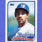 1989 Topps Baseball #697B Franklin Stubbs - Los Angeles Dodgers