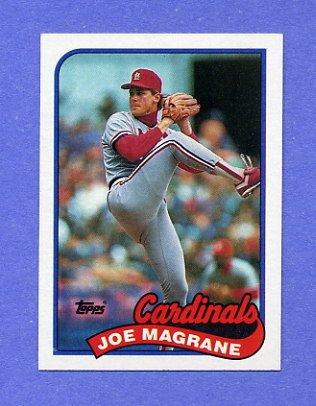 1989 Topps Baseball #657 Joe Magrane - St. Louis Cardinals